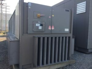 287 Ton York Air Cooled Chiller