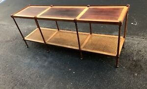 Mid Century Hollywood Regency Console By Baker Furniture Co