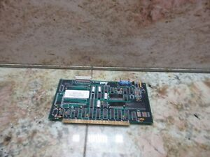 90 Fadal 4020 Ht Cnc Vertical Mill Board 1030 1b 201030 1nv Computer Interface