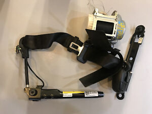2016 Renegade Seat Belt Passenger Retractor