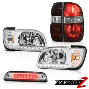 2001 2004 Toyota Tacoma 4x4 Roof Cargo Lamp Tail Lamps Headlamps Bumper Assembly