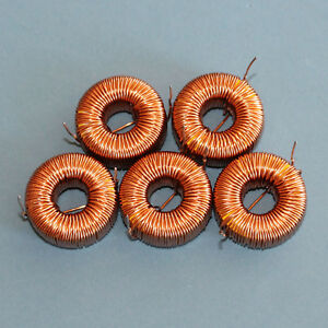 1000uh 2 4a High current 2300 series Toroid Power Inductors 2324 h lot Of 5