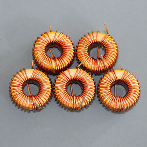 100uh 7 0a High current 2300 series Toroid Power Inductors 2312 h lot Of 5
