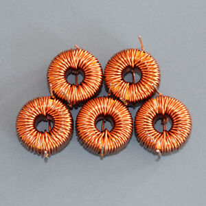 390uh 5 0a High current 2300 series Toroid Power Inductors 2319 h lot Of 5