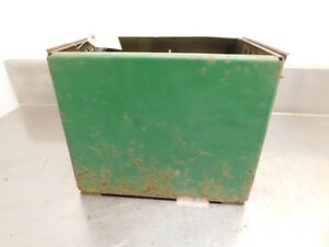 John Deere Late Styled B Tractor Battery Box Ab4101r 13286