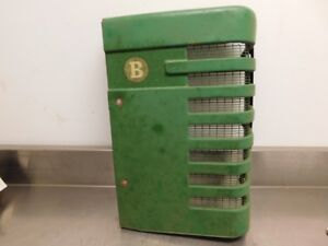 John Deere Styled B Tractor Right Grille Ab1534r 13301