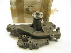 Reman Oem Ford E5tz 8501 Cx Engine Water Pump 1985 1987 460 7 5l V8