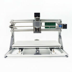 3018 3 Axis Cnc Router Mini Engraver Wood Milling Engraving Carving Cutting Grbl