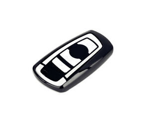 Black Tpu Car Remote Control Key Case Cover For 1 3 5 6 7 Series A Key To Start