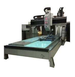Haas Gr712 Used Cnc Router