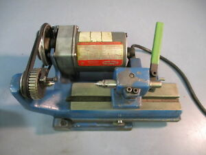 Unbranded Mini At Home Tabletop Lathe 95r 55rpm 8 5 Table