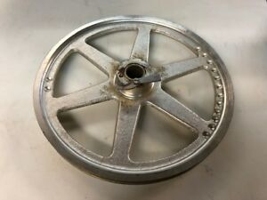Hobart Genuine Replacement Meat Saw 16 Upper lower Blade Wheel Used