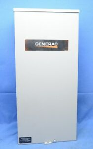 Generac Rxsw200a3 200 Amp Automatic Transfer Switch Brand New unopened