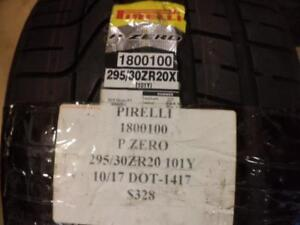 1 New Pirelli P Zero 295 30 20 101y Tire W Label 1800100 Q8