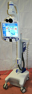 Storz Visitor1 Intouch Health Telepresence Telemedicine Monitoring System 2012