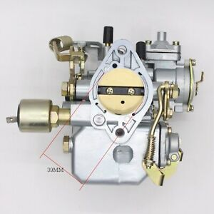 37 Pict 3 Carburetor For Vw Bug Bus Ghia 1600cc More Powerful Than 34 Pict