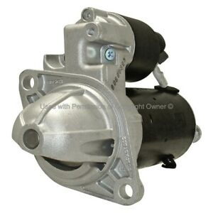 Starter Motor Omniparts 28024064 Reman Fits 2003 Cadillac Cts 3 2l V6