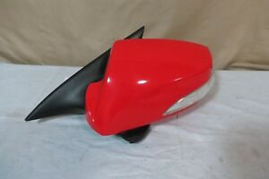 10 15 Genesis Coupe Power Heat Auto Dim Side Mirror Left Driver W Turn Oem