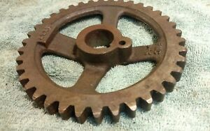 425 Buick Nailhead Engine 1958 66 Timing Chain Gear Set Fits Used