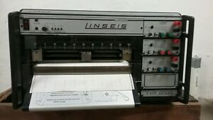 Linseis 2045 Chart Recorder With 3 G8406 Modules