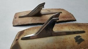 1961 Chevrolet Impala Ds And Ps Front Fender Ornaments