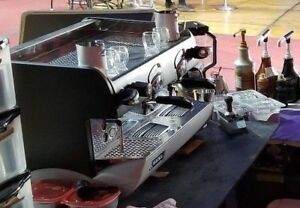 Rancilio Epoca 2 Espresso Machine