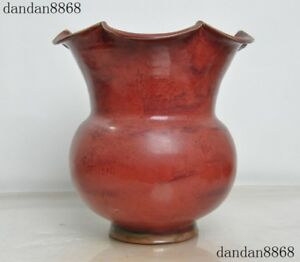 Collect Antique Chinese Dynasty Jun Kiln Porcelain Zun Cup Bottle Pot Vase Jar