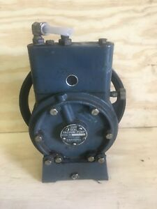 Welch Scientific R208 6 Belt Drive Duo seal Vacuum Pump