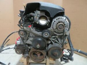 07 08 Chevy Ly6 6 0 Liter 128k Complete Ls Swap Dropout Engine Motor