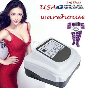 Pressotherapy Air Pressure Slimming Blanket Lymph Body Weight Loss Machine 2019