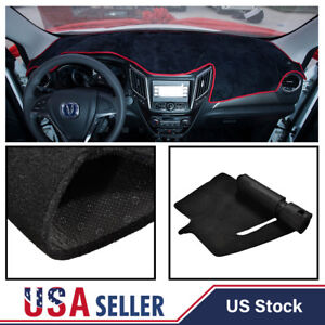 Dashmat For 2011 2016 Dodge Ram 1500 2500 3500 Dashboard Dash Cover Pad Carpet