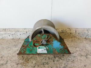 Greenlee Cable Pulling Sheave Tray 658 2 Capacity