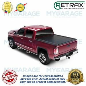 Retrax For 2008 2013 Chevy Silverado 1500 5 8 Bed Pro Mx Tonneau Cover 80420