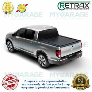 Retrax For 2006 2015 Honda Ridgeline Single Bed Size One Mx Tonneau Cover 60501