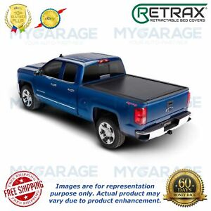 Retrax For 2008 2013 Chevy Silverado 1500 5 8 Bed One Mx Tonneau Cover 60420