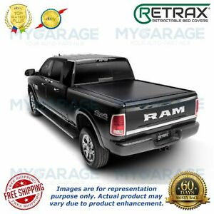 Retrax For 2003 2009 Dodge Ram 2500 3500 6 3 Bed One Mx Tonneau Cover 60222