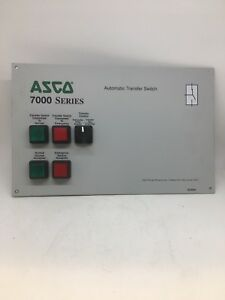 New Asco 7000 Series Automatic Transfer Switch 613644