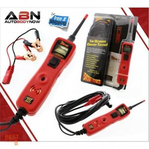 12v Probe Style Circuit Tester Power Ac 24v Electrical Car Diagnostic Tool Meter