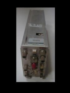 Tektronix Am 502 Differential Amplifier P i For Tm 500 Frame checked Ok