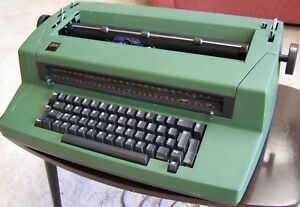 Ibm Selectric Ii Or Iii Typewriter