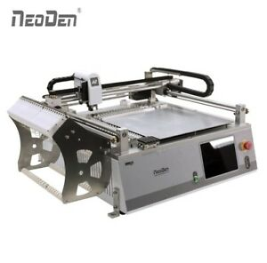 Smd Pick And Place Machine With Camera Neoden3v std 23 Feeders