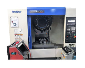 Brother S700xi Used Cnc Vertical Machining Center