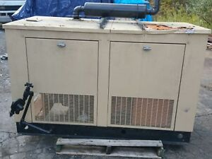Generac Natural Gas Generator 31 Kw Missing Parts Great Project