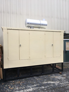 Kohler 250 Kw Diesel Generator With Enclosure Only 207 Hours