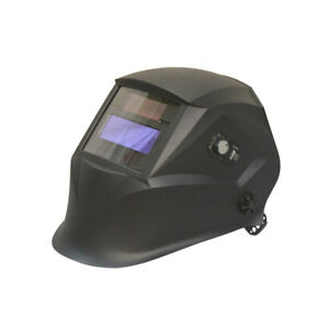 Black Solar Auto darkening Filter Welding Helmet Welder Mask 9 13 Shades