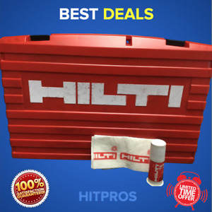 Hilti Case For Te 74 Te 75 Te 76 case Only Preowned Free Grease Fast Ship