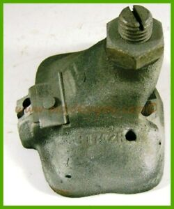 B1742r F97r John Deere B Br Bo G Oil Filter Head With Relief Valve nice Part