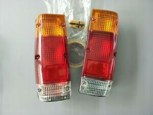 New Genuine Datsun nissan 720 Pick up Lh rh Taillight Lamp Koito japan Nos