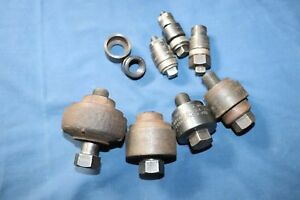 Lot 8 Greenlee Knockout Punches 2 1 1 2 1 1 4 3 4 1 2 Conduit