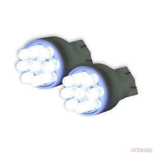 Recon 921 912 906 T 15 9 Leds White L e d Bulbs Wedge Style 264203wh